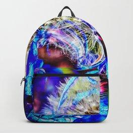 Abstract - Perfektion - Pusteblume Backpack
