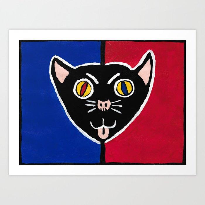 """""""Jake & Elwood"""" Art Print"""