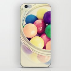 Bubble Gum Delight iPhone & iPod Skin