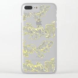 Sagesse - Wisdom Clear iPhone Case