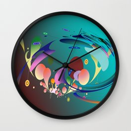 Power and positive energy, 11 Wall Clock