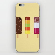 ICE LOLLIES iPhone & iPod Skin