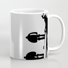 Violin Background Coffee Mug