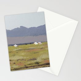 Gobi Desert Stationery Cards