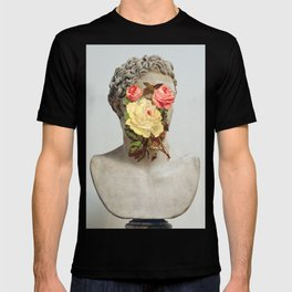Bust With Flowers T-shirt