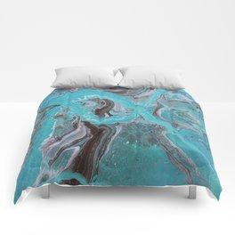 Slip and Slide Comforters