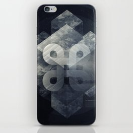 Geometry of Ecology iPhone Skin