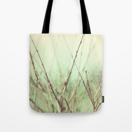 abstract nature°1 - vintage Tote Bag