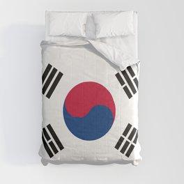 South Korean Flag Comforters