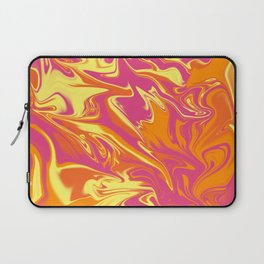Rainbow Sherbet Laptop Sleeve