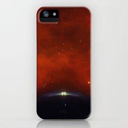 Firestarter iPhone Case