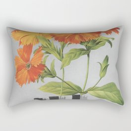 "255 - ""a tree grows in Brooklyn"" Rectangular Pillow"