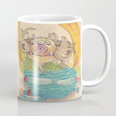 SOMETIMES YOU FALL Mug