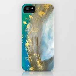 Indecision is a Bore iPhone Case