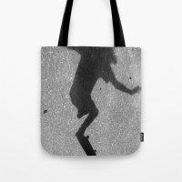 skate Tote Bags featuring Skate by Keepcalmdude