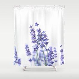 Fresh Lavender #2 #decor #art #society6 Shower Curtain