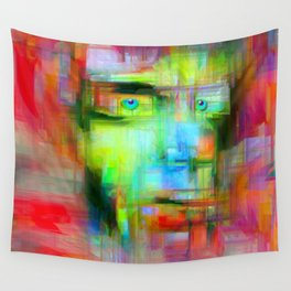 Google Glasses Wall Tapestry