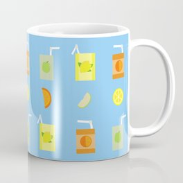 Juice Pattern Coffee Mug
