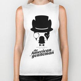 Boston Terrier: The American Gentleman. Biker Tank