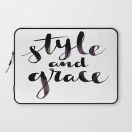 Style and Grace Laptop Sleeve