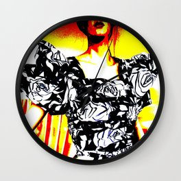 Vintage: Carmen Wall Clock
