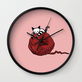 I Need It Wall Clock