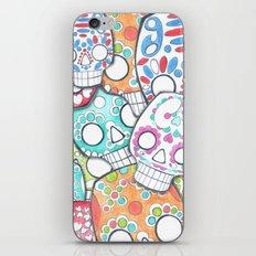 skulls sugar iPhone Skin