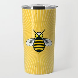 Don t worry – Bee happy – A Hell Songbook Edition Travel Mug