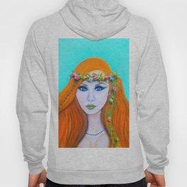 Redhead Poison Ivy Goddess Hoody