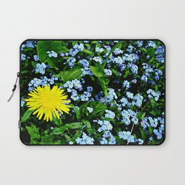 Yellow Rules Laptop Sleeve