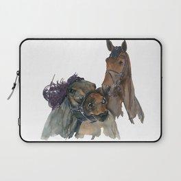 Horses #3 Laptop Sleeve