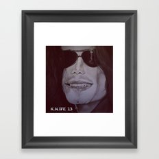 Matured Framed Art Print