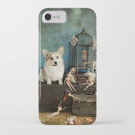 The TJ Hefner Mansion iPhone Case