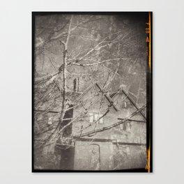 Witch House/Corwin House Salem MA #1 Canvas Print