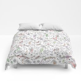 Voodoo Pattern Comforters