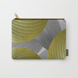 Beautiful Large Leaves #decor #society6 #buyart Carry-All Pouch