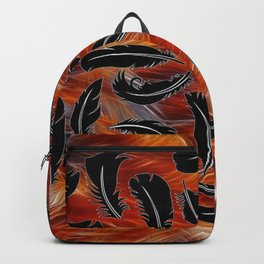 Digital Feathers Backpack