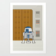 EP5 : R2D2 Art Print