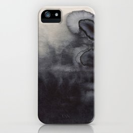 Abstract watercolor #10 - Abstract landscape - Abstract watercolour painting iPhone Case