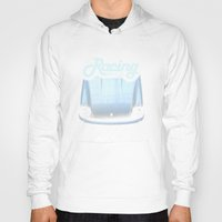 porsche Hoodies featuring Porsche  by Barbo's Art