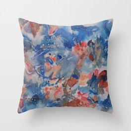 Safarri Winds Throw Pillow