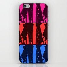 Alien Surf Fiend iPhone & iPod Skin