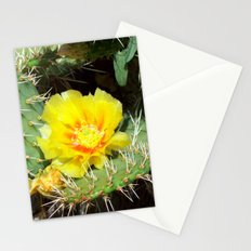 Prickly Yellow Beauty Stationery Cards