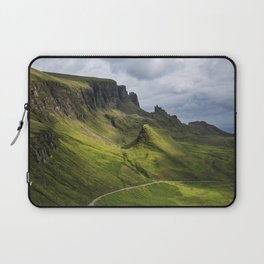 Mesmerized by the Quiraing Laptop Sleeve