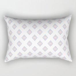 Diamond Pattern Rectangular Pillow