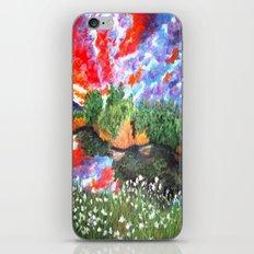 Rainbow Skies iPhone & iPod Skin