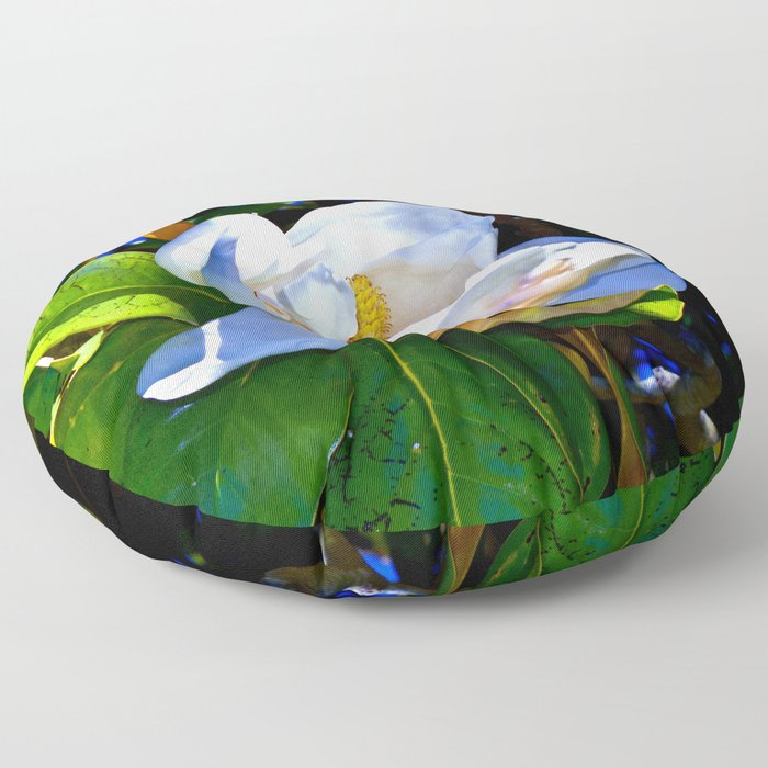 Magnolia Floor Pillow
