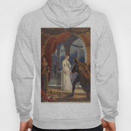 Vintage Romeo and Juliet Painting (1861) Hoody