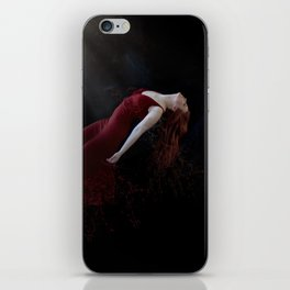 Defying Gravity iPhone Skin