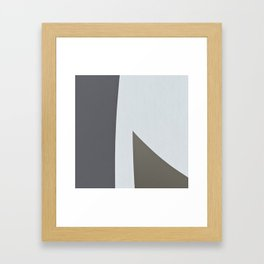 ArqAbs #1 Framed Art Print